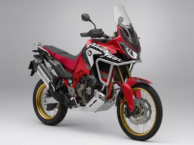 Chính thức: Honda CRF1100L Africa Twin sẽ lên kệ vào năm 2020