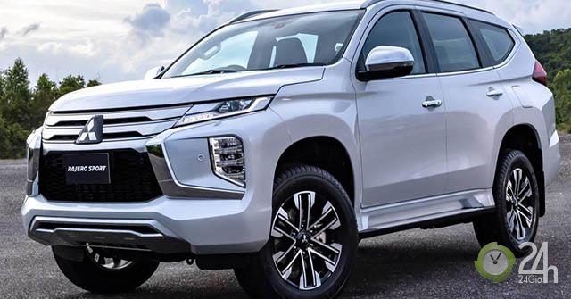 Mitsubishi Pajero Sport phiên bản nâng cấp chính thức ra mắt tại Thái Lan