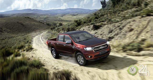 Ford Việt Nam ghi nhận doanh số quý tăng trưởng, Ford Ranger và Everest lọt top xe bán chạy của tháng