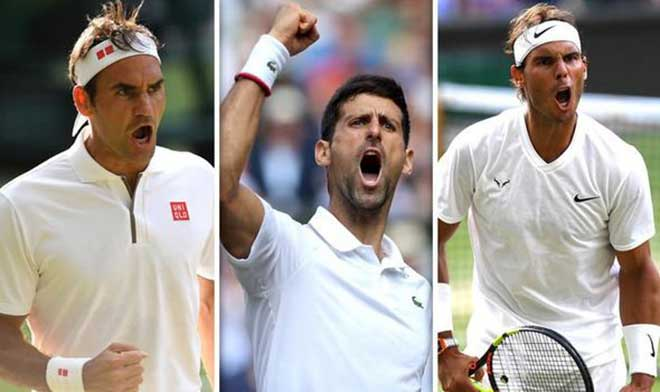 """Djokovic - Federer """"né"""" Rogers Cup: Nadal coi chừng ở US Open - 1"""