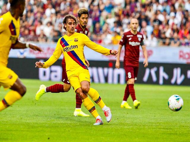 Highlight: Vissel Kobe vs Barcelona