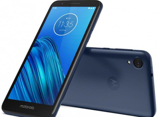 """Ra mắt Motorola Moto E6 giá cực rẻ, pin """"khủng"""""""