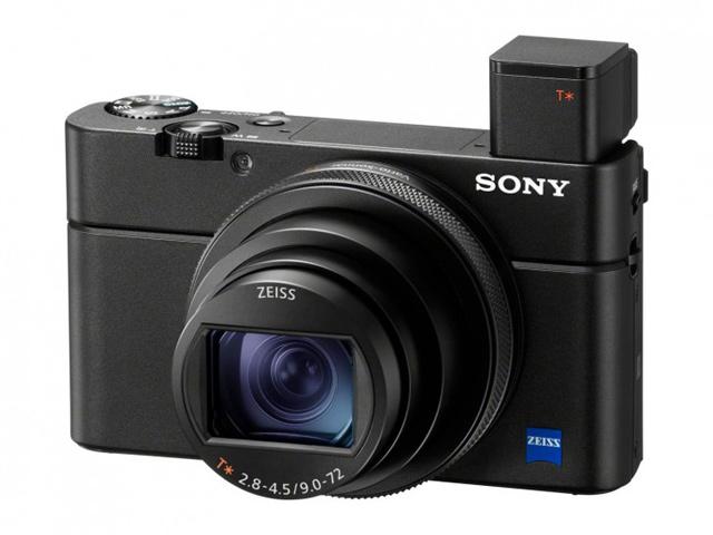 Sony ra mắt máy ảnh RX100 VII với cảm biến cực nhanh