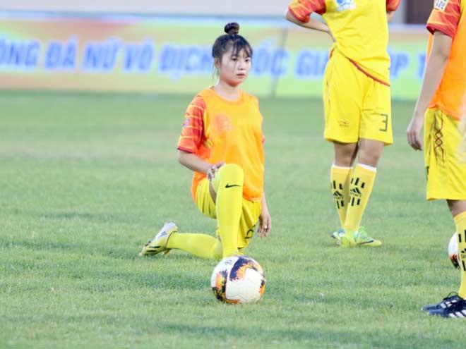 Chuyện khó tin nhưng có thật ở đội bóng đá nữ Sơn La - 1