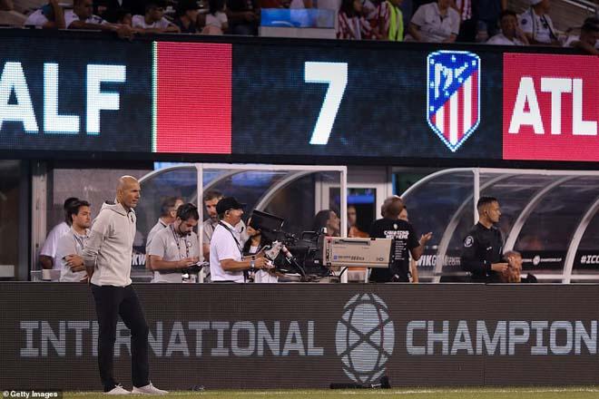 Real thua kinh hoàng: Zidane trở lại thảm họa, 3 tháng nữa sa thải? - 1