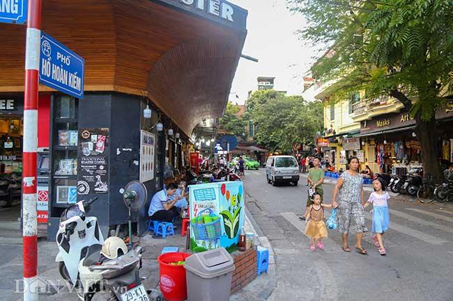 Ảnh: Những con phố siêu ngắn đi bộ chưa hết 1 phút ở Hà Nội - 12