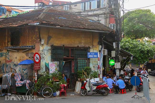 Ảnh: Những con phố siêu ngắn đi bộ chưa hết 1 phút ở Hà Nội - 6