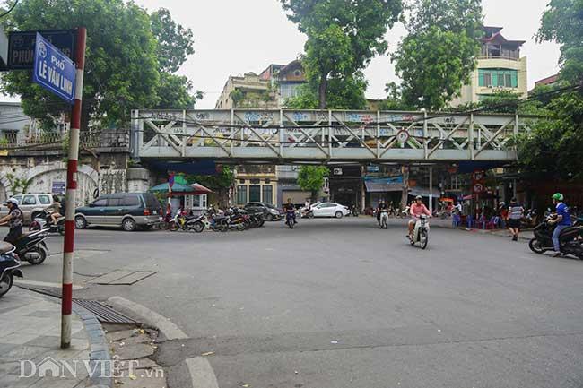 Ảnh: Những con phố siêu ngắn đi bộ chưa hết 1 phút ở Hà Nội - 7