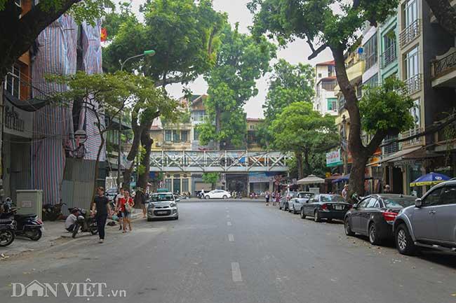 Ảnh: Những con phố siêu ngắn đi bộ chưa hết 1 phút ở Hà Nội - 8