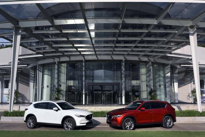 Chi tiết Mazda CX-5 thế hệ 6.5 tại nhà máy Mazda Chu Lai - 1