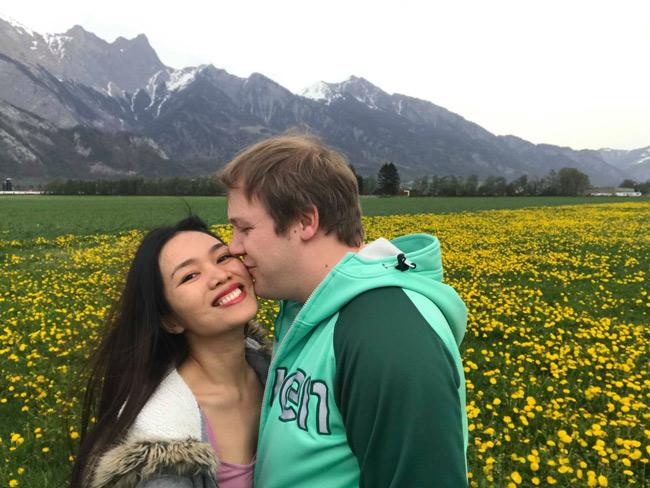 Chàng Quản lý resort 5 sao Thụy Sĩ tức tốc sang VN để cưa cô gái quen qua mạng 3 ngày - 1