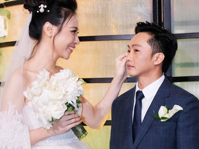 Úp mở về số tiền khủng cho 3 váy cưới trong hôn lễ Cường Đô La