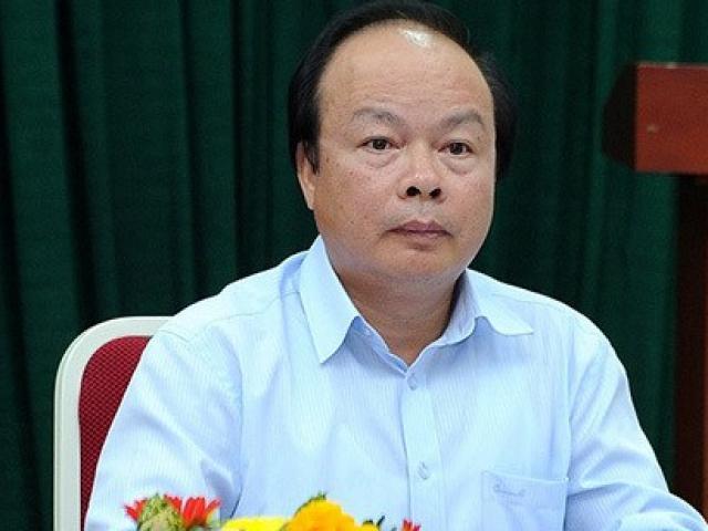 Thủ tướng ký quyết định cảnh cáo Thứ trưởng Tài chính Huỳnh Quang Hải