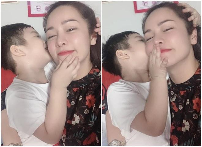 Sau vụ bị trộm 5 tỷ đồng, Nhật Kim Anh chia sẻ về con trai gây xúc động - 1