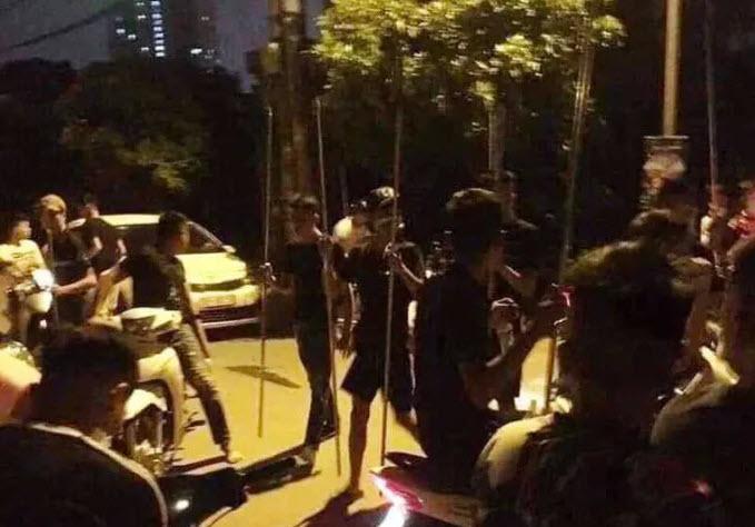 Bịt mặt hỗn chiến kinh hoàng trong Khu kinh tế Nghi Sơn, 5 người thương vong - 1