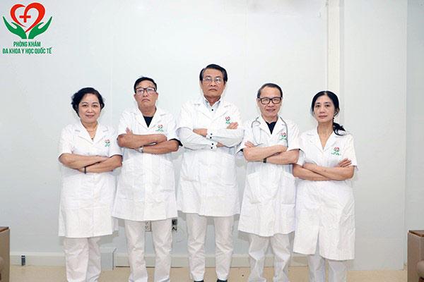 Phòng khám Đa khoa y học Quốc tế - Địa chỉ khám phụ khoa uy tín tại Hà Nội - 1