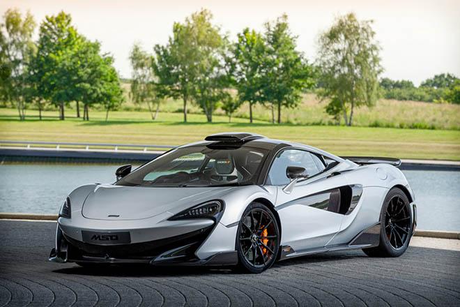 Chiếc siêu xe 600LT cuối cùng xuất xưởng của hãng McLaren - 1
