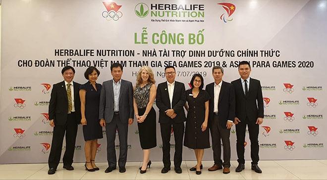 Bệ phóng dinh dưỡng cho thể thao Việt Nam - 1