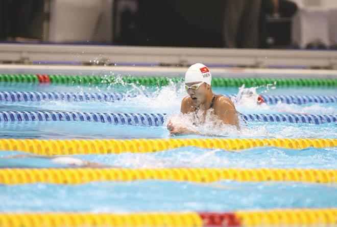 Ánh Viên khó tranh huy chương Olympic - 1