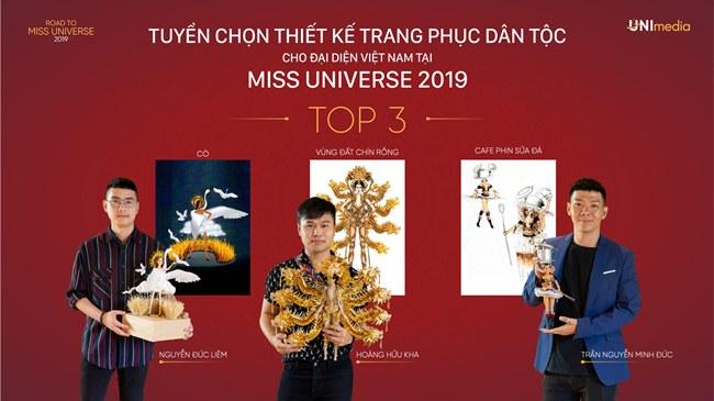 """Hoàng Thùy sẽ mặc trang phục dân tộc """"cafe sữa đá"""" tại Miss Universe? - 1"""