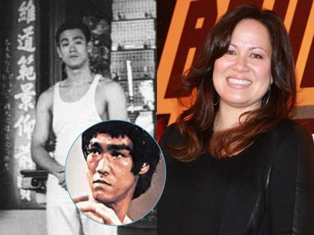 Con gái Lý Tiểu Long bức xúc vì cha ruột bị chế nhạo trong phim của Brad Pitt