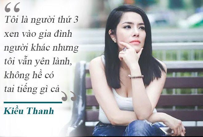 Sao Việt lên tiếng về người thứ ba: Người được ủng hộ, kẻ bị chỉ trích - 1