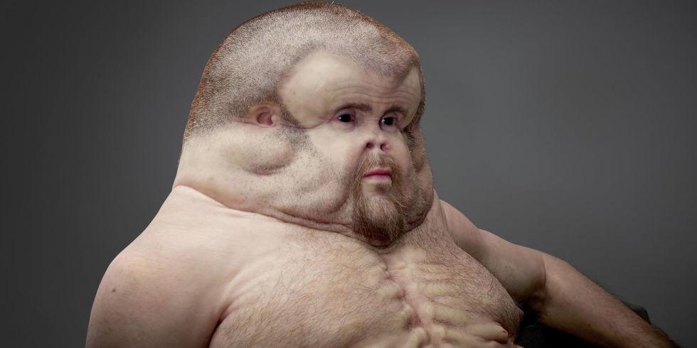 """Con người trông ra sao nếu """"tiến hóa"""" chịu được xe đâm? - 1"""