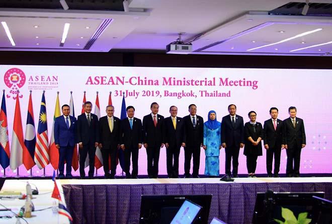 Việt Nam đưa vấn đề tàu HD-8 của Trung Quốc ra hội nghị ASEAN - 1