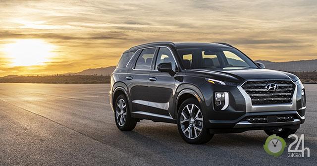 Hyundai Palisade 2020 lộ giá niêm yết cao hơn 1,8 tỷ như lời đồn đoán