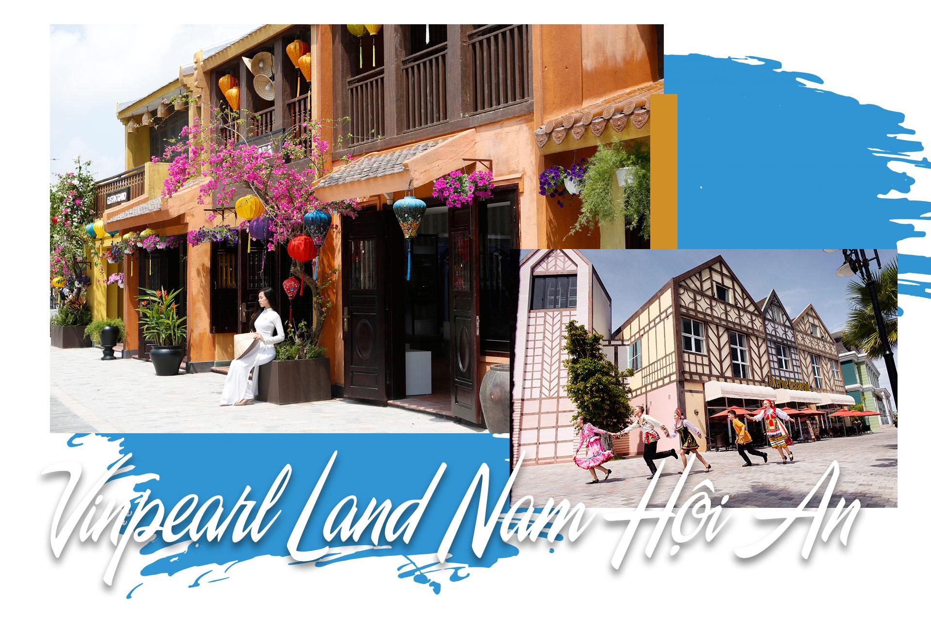 """Lạc giữa """"miền di sản"""" Vinpearl Land Nam Hội An - 4"""