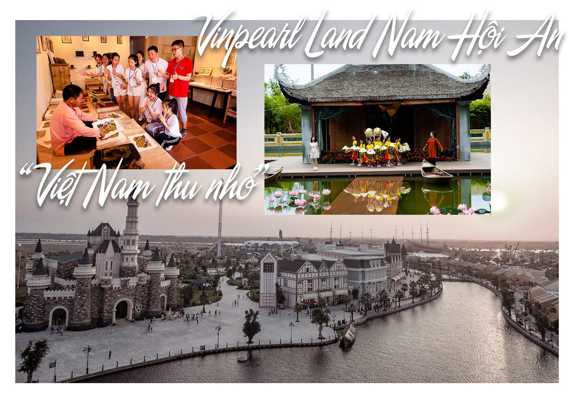"""Lạc giữa """"miền di sản"""" Vinpearl Land Nam Hội An - 10"""