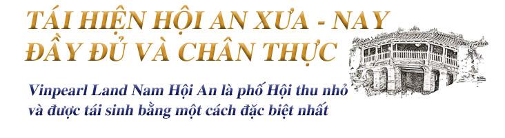 """Lạc giữa """"miền di sản"""" Vinpearl Land Nam Hội An - 2"""
