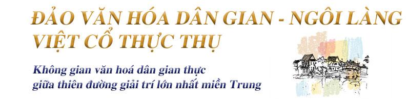 """Lạc giữa """"miền di sản"""" Vinpearl Land Nam Hội An - 8"""