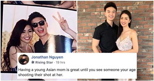 Người mẹ Việt nổi như cồn trên báo nước ngoài vì trẻ hơn con trai - 1