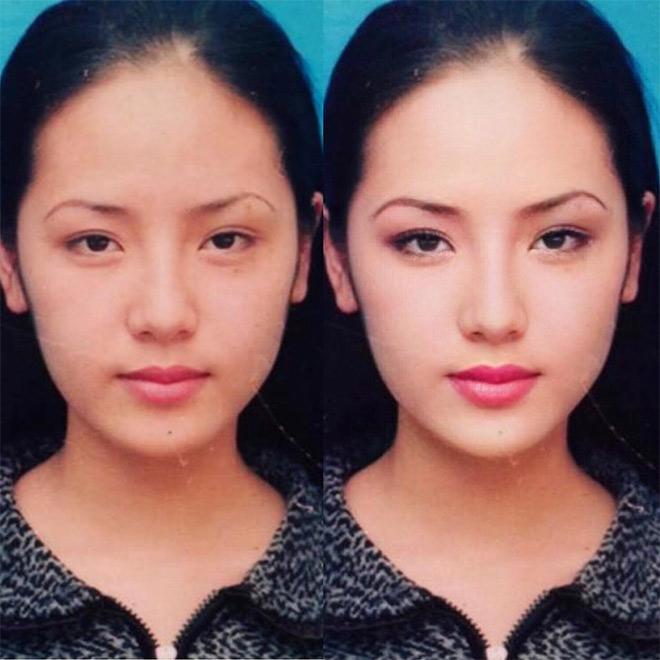Nữ ca sĩ gốc Thanh Hóa đi đâu cũng mang vali 35kg bikini khoe ảnh năm 15 tuổi - 1