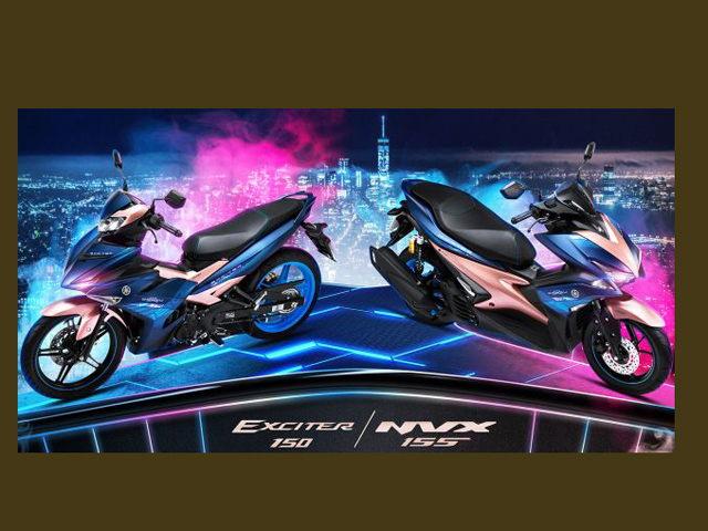 """Yamaha Exciter150 và NVX 155 bản Doxou tiếp tục """"khuẩy đảo"""" thị trường"""