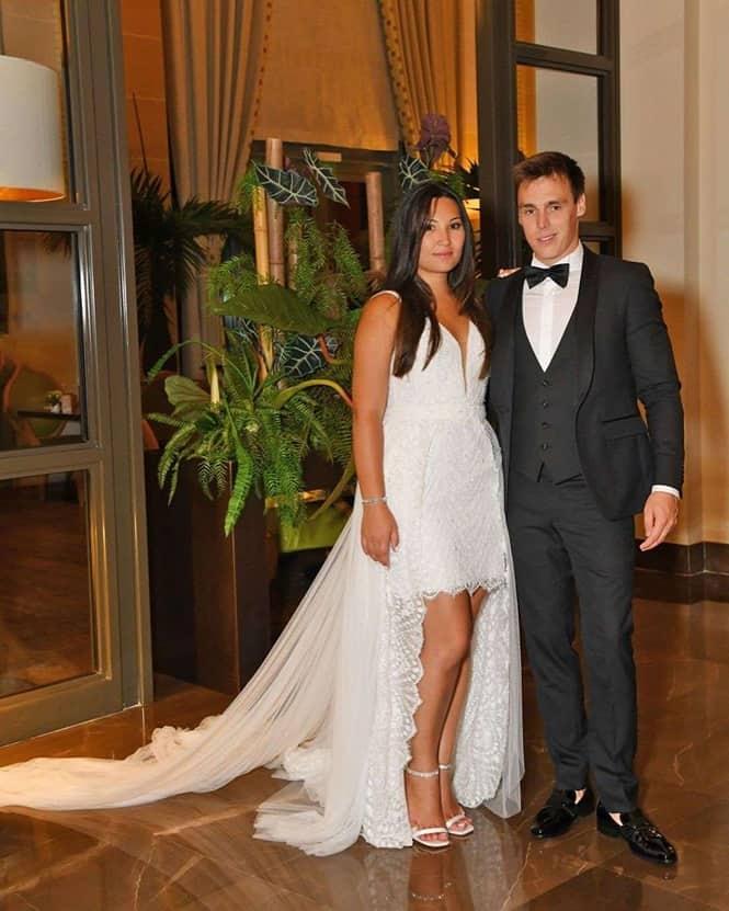 Chân dung nàng dâu gốc Việt yêu kiều của Hoàng gia Monaco - 2