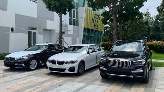 Cận cảnh vẻ đẹp của chiếc BMW 3-Series thế hệ mới tại Việt Nam - 1