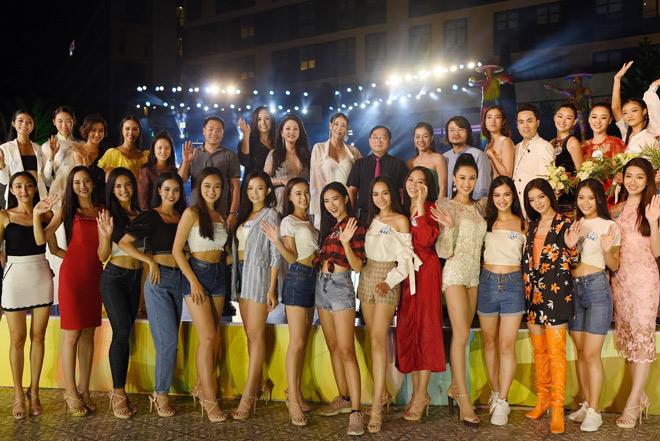 Chung kết Miss World Vietnam: Cố vấn thẩm mỹ và hình thể đưa ra lời khuyên cho Top 39 thí sinh - 1