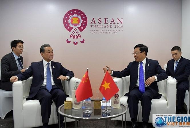 Phó Thủ tướng Phạm Bình Minh nói lại với Trung Quốc lập trường biển Đông - 1