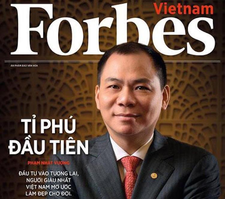 Tài sản tăng chóng mặt theo ngày, tỷ phú Phạm Nhật Vượng vươn lên xếp thứ 195 top người giàu thế giới - 1