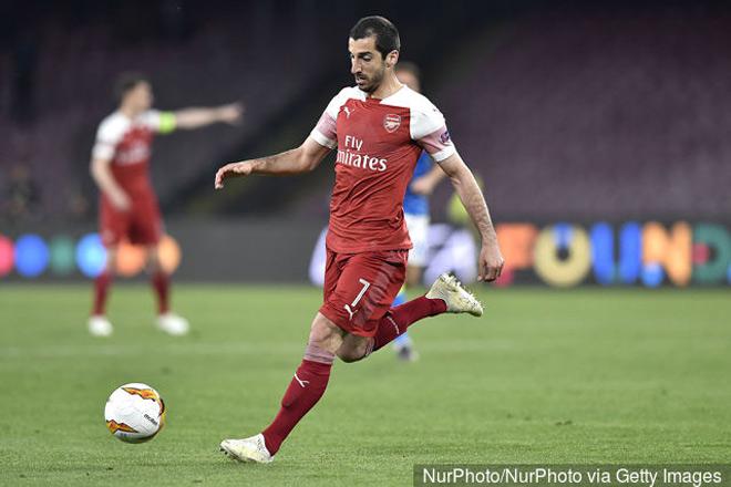 Chuyển nhượng HOT 3/8: Arsenal sắp bán Mkhitaryan vì trái ý Emery - 1