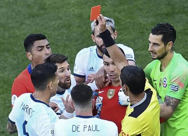 Messi bị phạt cực nặng: ĐT Argentina có lao đao vì mất siêu sao? - 1