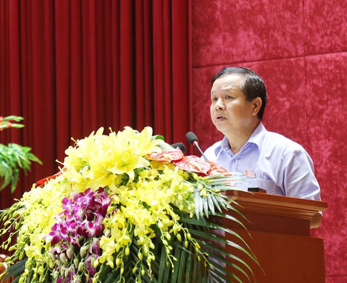 Đề nghị Ban Bí thư cách chức Giám đốc Sở GD-ĐT tỉnh Hòa Bình - 1