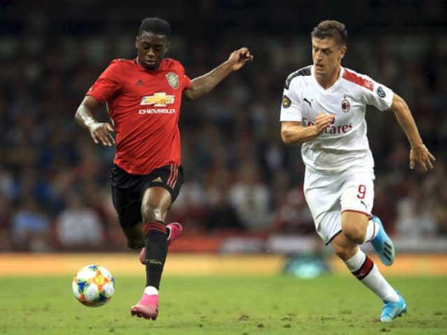 Highlight: Manchester United vs AC Milan
