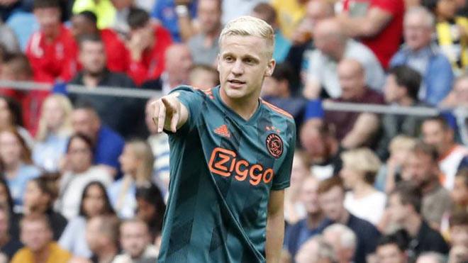 Chấn động Real: Chính thức đàm phán mua SAO Ajax, Pogba sốc nặng - 1