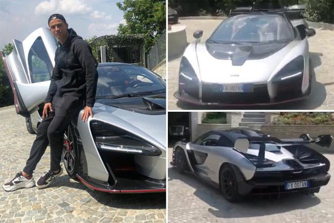 Ronaldo khoe siêu xe 25 tỷ đồng, thêm một lần xấu mặt vì nghi án hiếp dâm mỹ nữ - 1