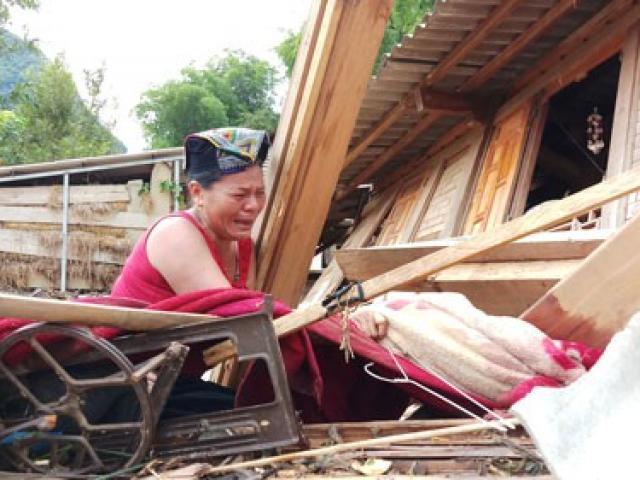 19 người chết, mất tích do mưa lũ