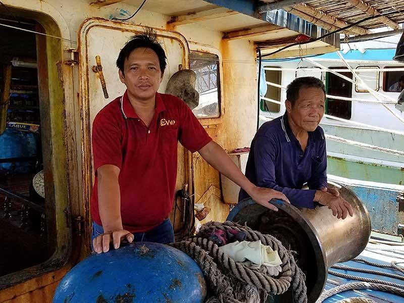 Tàu Trung Quốc 'ngụy trang' liều lĩnh ở biển Đông - 1