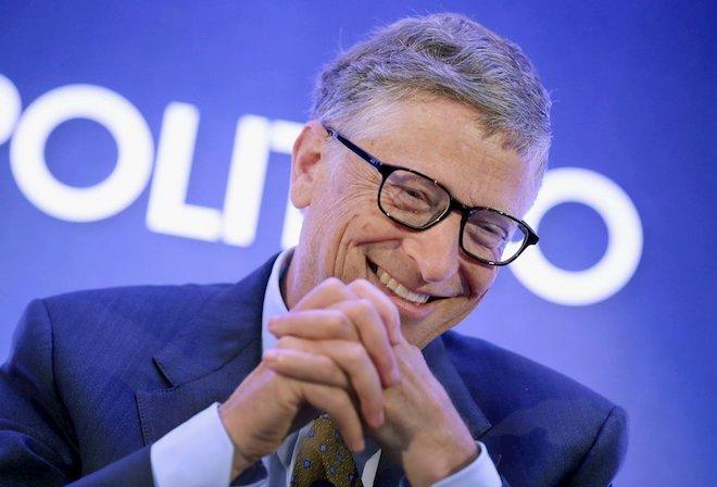 Bill Gates tự vấn 3 câu để biết mình có phải người thành công hay không - 1